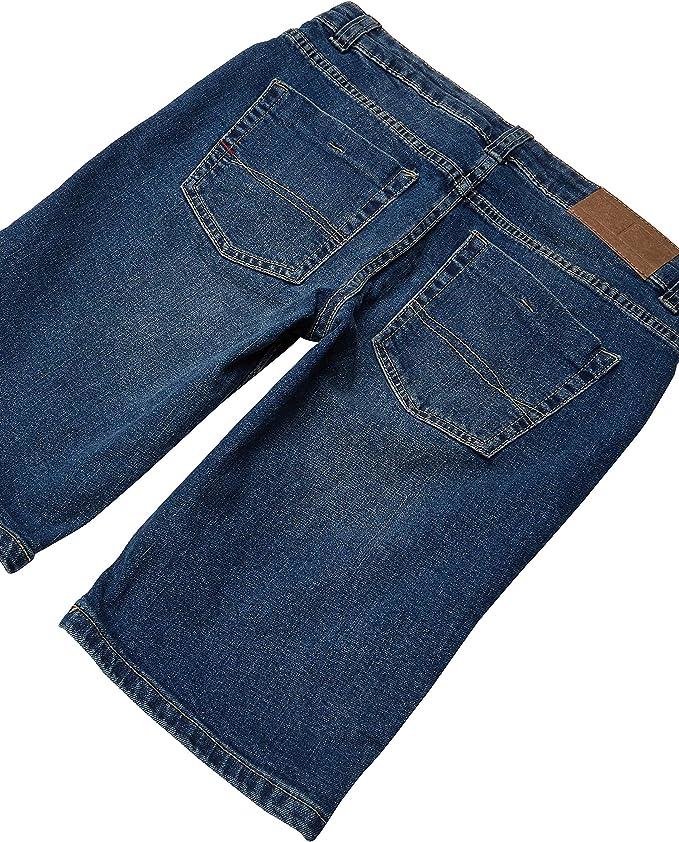 Tommy Hilfiger Boys Stretch Denim Jeans