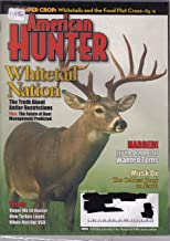 American Hunter Magazine April 2006 (1-1186, Whitetail nation the truth about antler restrictions.)