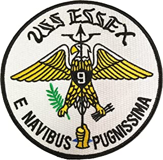 USS Essex CV-9 Patch