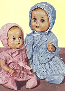 knitting patterns for 12 inch dolls