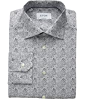 Eton - Contemporary Fit Paisley Shirt