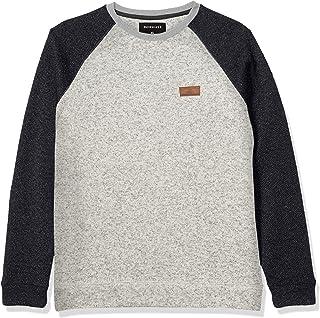 Quiksilver Men's Keller Block Crew Fleece Sweatshirt