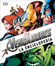 Marvel Los Avengers: La Enciclopedia (Marvel Avengers) (Spanish Edition)