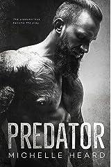 Predator (Men of Honor Book 1) Kindle Edition