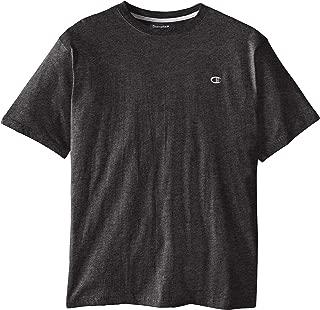 Champion Men's Big-Tall Crew Neck Jersey T-Shirt