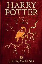 Coverbild von Harry Potter und der Stein der Weisen, von J.K. Rowling