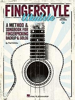 Fingerstyle Ukulele: A Method & Songbook for Fingerp
