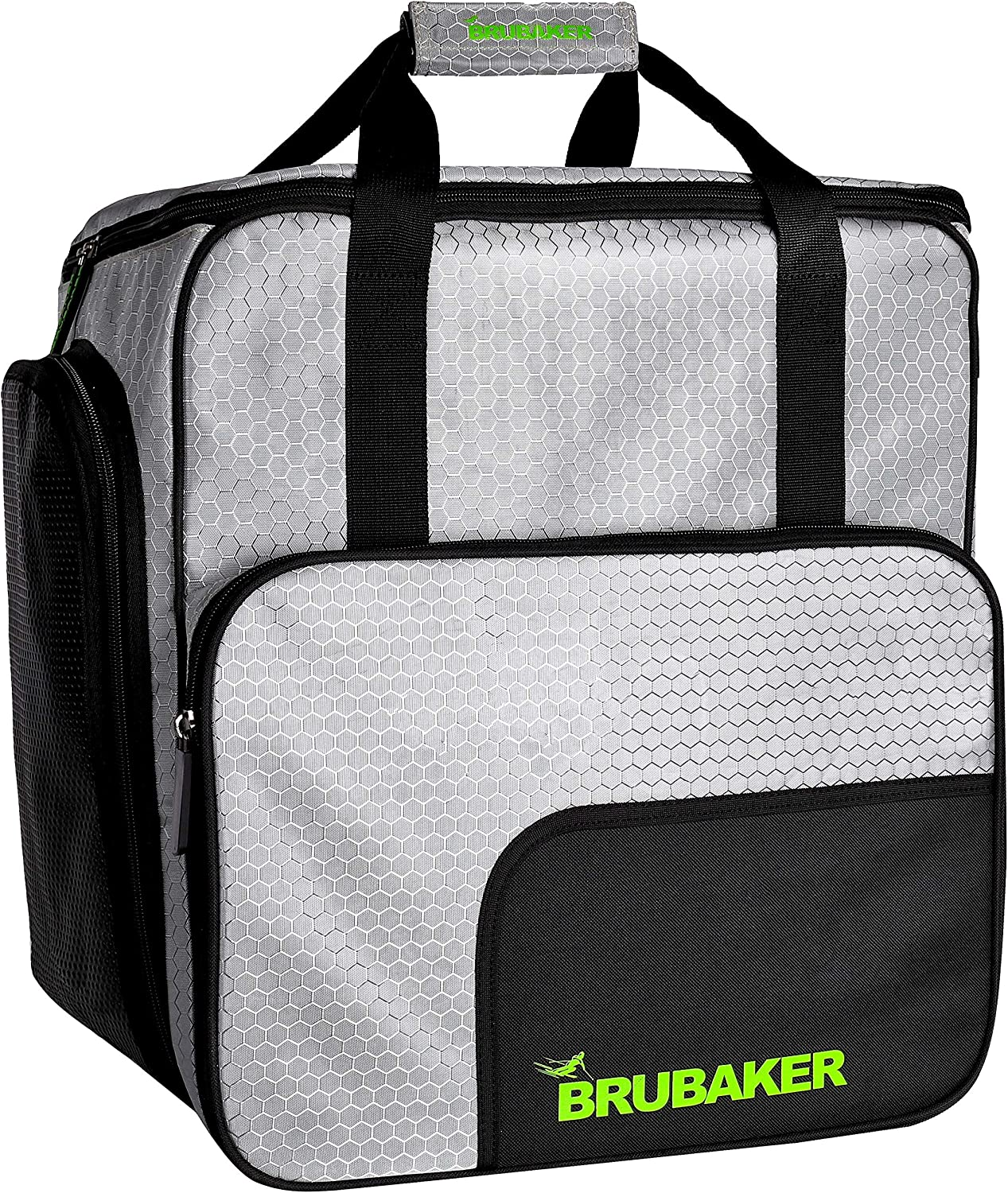 BRUBAKER SuperTec Ski NEW before Fixed price for sale selling ☆ Boot Bag Com Helmet with Backpack Shoe