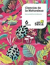 Ciencias de la naturaleza. 6 Primaria. Mas Savia. Navarra