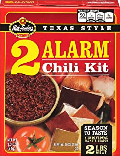 10 Best Wick Fowler Chili Mix Recipe Reviewed And Rated In 2021