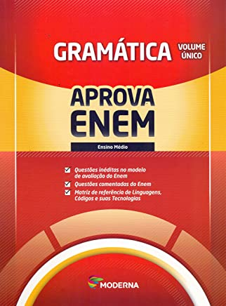 Aprova Enem - Gramatica - Ensino Médio