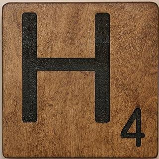 Sponsored Ad - Large Scrabble Letter Tile (5 x 6 Medium, H)