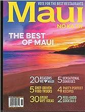 Maui No Ka Oi Magazine November December 2018