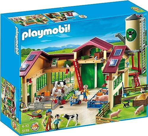 moda Playmobil - - - Granja con silo (626601)  Esperando por ti