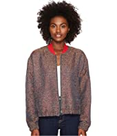 Paul Smith - Tweed Bomber Jacket
