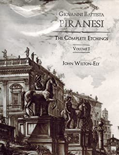 Piranesi: The Complete Etchings 2 volume set