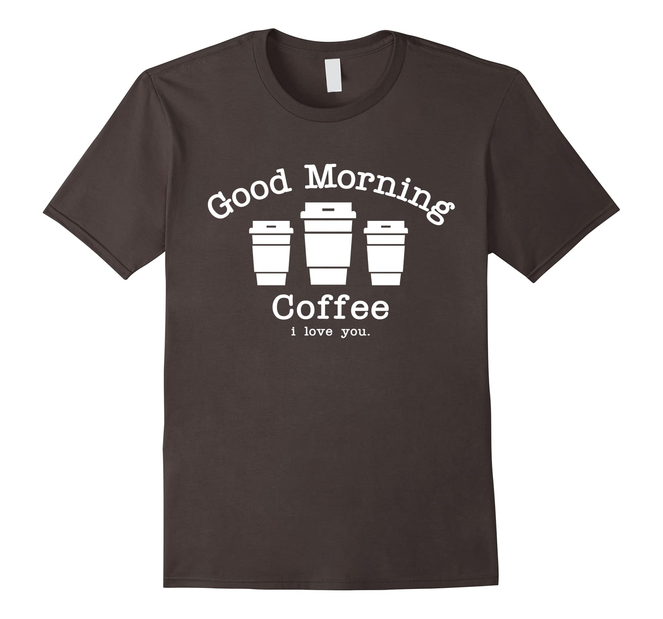 black coffee drinker lover tshirt good morning coffee ah my shirt one gift