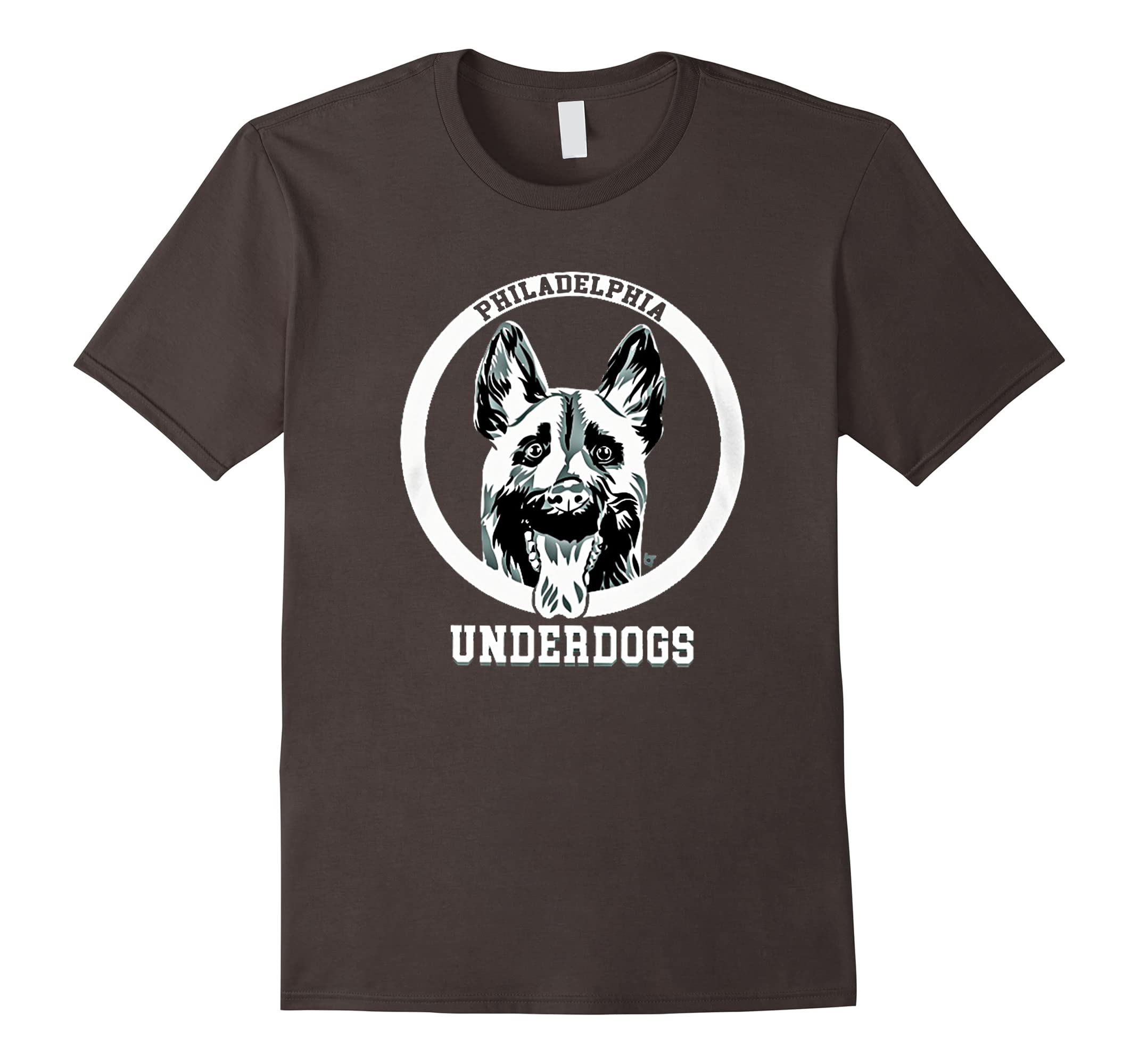 info for 99f28 bc831 Eagles Underdog T-Shirt-ah my shirt one gift