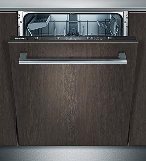 Siemens SN64E006EU lavavajilla Totalmente integrado 13 cubiertos A+ - Lavavajillas (Totalmente integrado, Negro, Botones, 1,6 m, 13 cubiertos, 48 dB)
