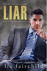 LIAR (Liar Duet Book 2): A Forbidden Romance Kindle Edition