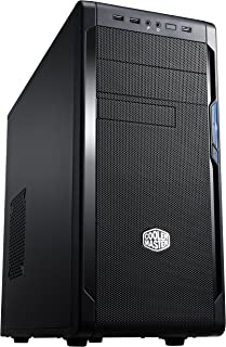 Cooler Master N300 ATX Mini Tower Case with Versatile Cooling Options - Black - NSE-300-KKN1
