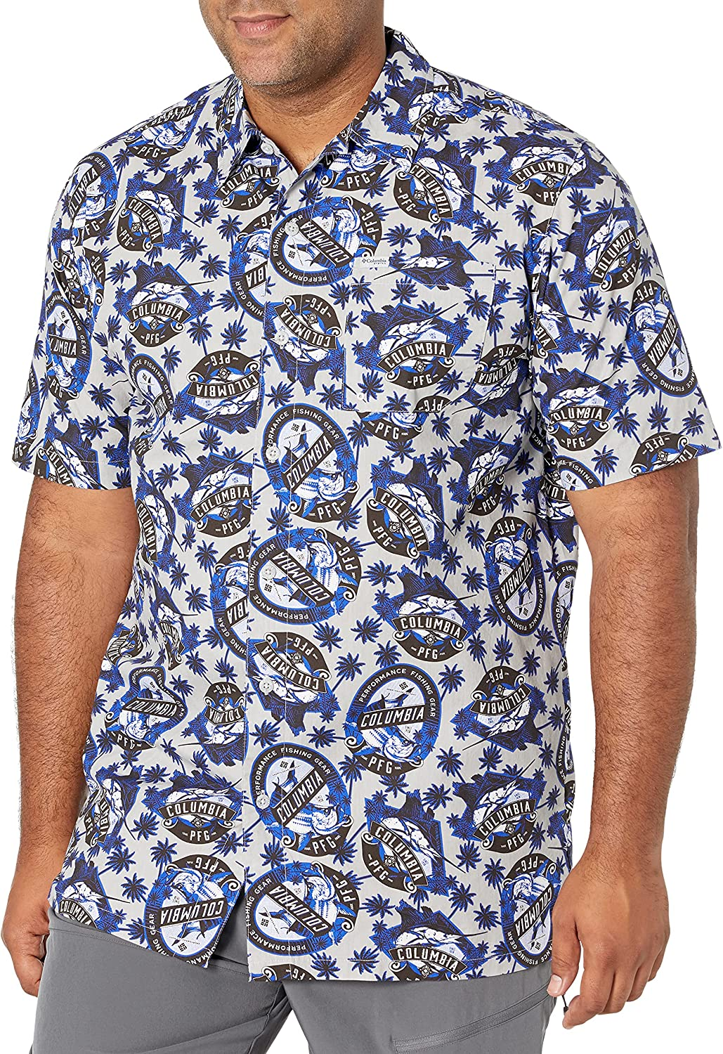 Columbia Men's Trollers Max Limited time for free shipping 42% OFF Best Short Shirt Sleeve