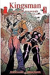 Kingsman: The Red Diamond #3 Kindle Edition