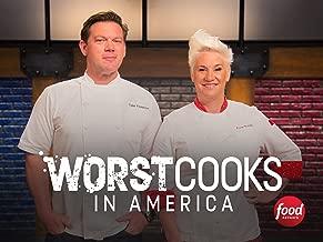 Worst Cooks in America Season 8