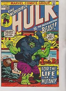 incredible hulk 161
