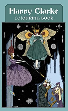 Harry Clarke: Colouring Book