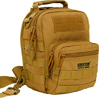 Seibertron Tactical Outlaw Sling Pack Molle Multifunctional Day Bag