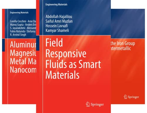 Engineering Materials (51-93) (43 Book Series)