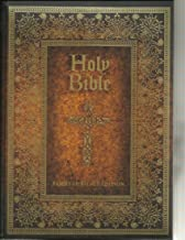Holy Bible: King James Version, Family Heritage Edition