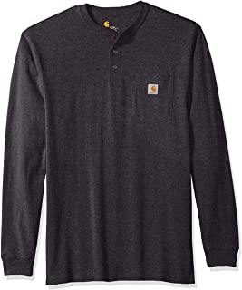 Men's Big and Tall Big & Tall Workwear Pocket Long Sleeve...