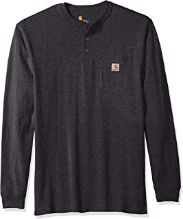 Men's Big and Tall Big & Tall Workwear Pocket Long Sleeve...