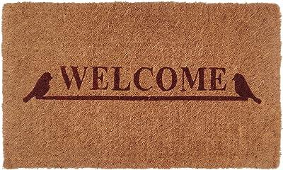 Welcome Doormat - Fab Habitat Australia (45x75cm)