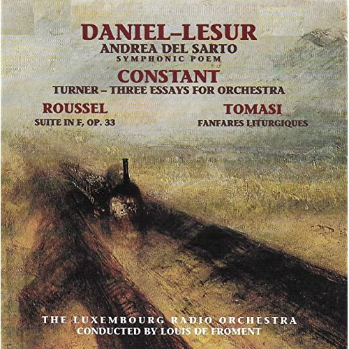 Turner (3 Essays for Orchestra): I. Rain, Steam and Speed de ...