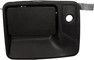 Dorman 79306 Front Driver Side Exterior Door Handle for Select Ford Models, Textured Black (OE FIX)