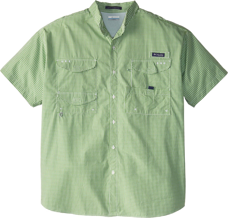 Columbia Sportswear Men's Big Super Bonehead Classic Short Sleeve Shirt