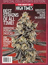 High Times Magazine Special Collector's Edition (2019) The Best of High TImes #87 Best Strains of All Time