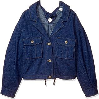 [ダズリン] ジャケット 【S】バックシャンショートシャツジャケット レディース 022010100301