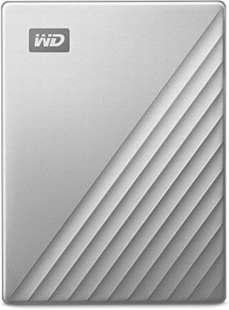 Western Digital 4 TB Unità Portatile My Passport Ultra for Mac, Pronto per USB-C, Argento - Confronta prezzi