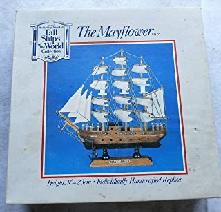 The Mayflower Tall Ships of The World Collection