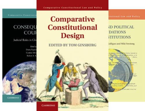 Comparative Constitutional Law and Policy (40 Book Series)