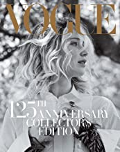 Vogue Magazine (September, 2017) Limited Edition 125th Anniversary Collector's Cover