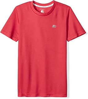 Boys' Short Sleeve Tech T-Shirt, Amazon Exclusive