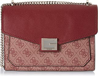 Guess Valy Convertible Crossbody Flap Bag for Women