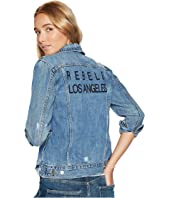 Lucky Brand - Tomboy Trucker Jacket