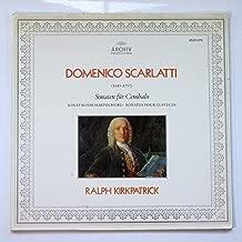 Domenico Scarlatti: Sonaten Fur Cembalo ~ Sonatas for Harpsichord / Ralph Kirkpatrick