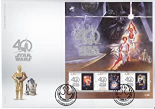 first day cover star wars